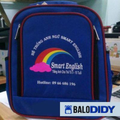 Balo quà tặng cho học sinh trường anh ngữ