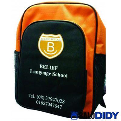 Balo trường dạy tiếng Anh