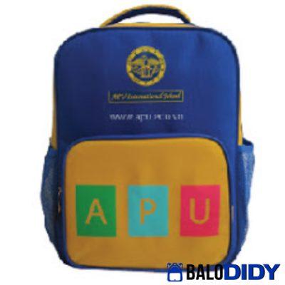 Mẫu balo trường APU