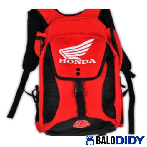 Mẫu balo cho đại lý xe máy Honda Yamaha Suzuki