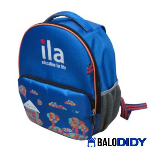 Balo iLa: mẫu balo trung tâm tiếng Anh